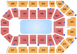 Rabobank Arena Seating Chart With Seat Numbers Disney On Ice Worlds Of Enchantment Tickets At Rabobank