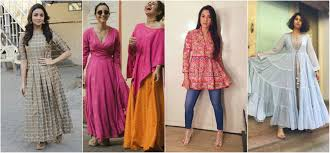 Indian Festival Fusion Outfits Ideas For Diwali 2017 G3fashion Com