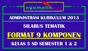 Maybe you would like to learn more about one of these? Download Silabus K13 Kelas 5 Terbaru Tahun 2021 2022 Nyumplik Com