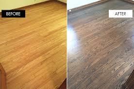 hardwood floor refinishing diy cost