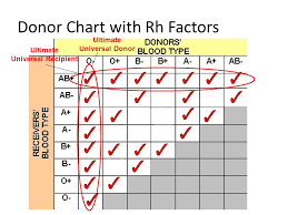 Universal Blood Type Chart Blood Types Transfusions Blood Transfusion The Process Of
