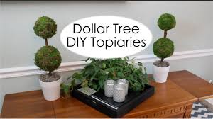 Decorating With Moss Balls Dollar Tree Decor Pottery Barn Inspired Topiary YouTube 54