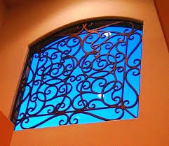 faux wrought iron window inserts faux wrought iron window insert inserts faux wrought iron garage door