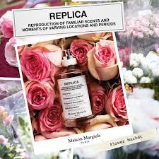 maison margiela replica flower market