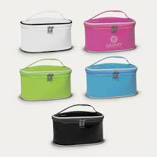cosmetic bag indent