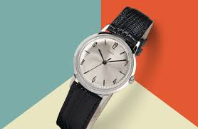 Timex vintage quartz analog movement