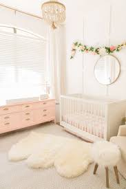 655 best Pink and Gold Nursery Decor images on Pinterest   Child ...