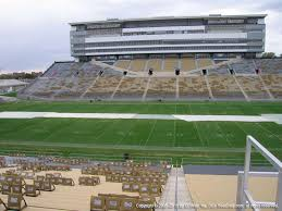 ross ade stadium seating chart rows ross ade stadium view from section 106 vivid seats
