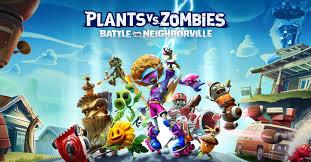 plants vs zombies battle for