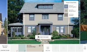 Exterior Paint Design Tool