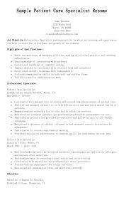 Resume Template Examples Free Resume Cv Template Sample Outlines Duties Docs Simple Examples 82