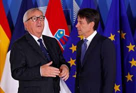 Resultado de imagen para Italia presenta su plan para enfrentar la migración en la UE