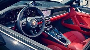 The new porsche 911 gt3 has been teased in an official video before it makes its public debut on febuary 16. 2021 Porsche 911 Targa 4 Interior