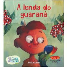 Resultado de imagem para lenda do guaraná