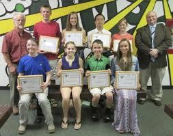 Northridge Middle School Staff Recognizes Efforts Of 124 Students