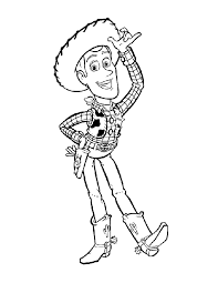 picture of woody from toy story
