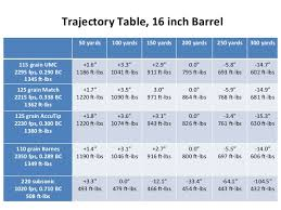 300 Blackout Twist Rate Chart The 300 Aac Blackout Low Visibility Carbine