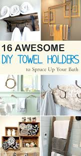 diy towel rack diy outdoor pool towel rack