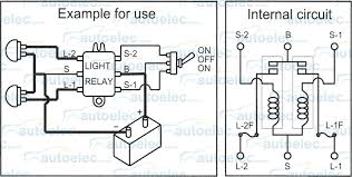 wiring diagram new era relay wiring image wiring twin headlight relay new era 12 volt 12v new nlr 132 30a 30 amps on wiring