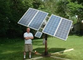 solar tracker by rich