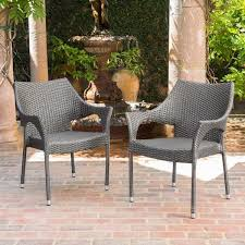 Cliff Outdoor Wicker Chairs by Christopher Knight Home d52 713c 4ade b854 5a075c0ba75f 600