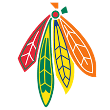 blackhawks logo png.  Png Chicago Blackhawks Feathers Png Stock In Blackhawks Logo Png O
