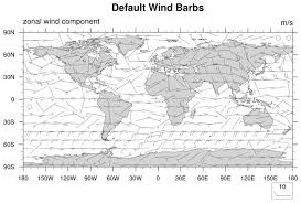 Ncl Graphics Wind Barbs