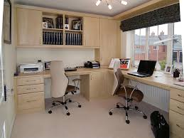 home office furniture for two. Chic Inspiration Contemporary Home Office Furniture Stylish Design Inside For Two I
