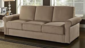 Serta Dream Thomas Convertible Sofa Light Brown Lifestyle Solutions Brown 2 Piece Convertible Sofa Sleeper
