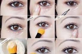 how to hide your dark circles during makeup