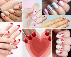 30 best valentine s day nails hot nail art design ideas for valentines day