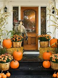 Fall Porch Decorating Celebrate Autumn With Falls Best Porches And Patios Outdoors