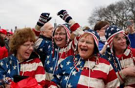 Image result for PHOTOS OF DONALD TRUMP SUPPORTERS