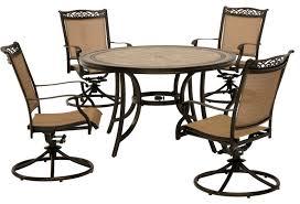 fontana 5 piece outdoor dining set 4