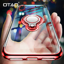 <b>OTAO Ultra Thin Transparent</b> Phone Case For iPhone XS MAX XR X ...