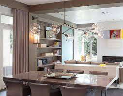 lindsey adelman 3 5 lights molecular crystal glass chandeliers suspension lamp