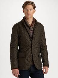Polo ralph lauren Quilted Sport Coat in Green for Men | Lyst & Gallery Adamdwight.com