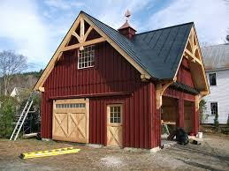 build post and beam carriage house plans