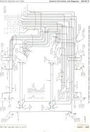 john deere 4440 wiring diagram wiring diagram for john deere 4440 starting circuit wiring diagram home