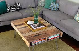 DIY: Pallet Coffee Table by 1001 Pallets  upcycleDZINE
