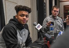 Ohio State's Justin Fields, Shaun Wade not thinking about opting out