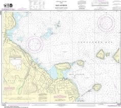 Noaa Nautical Chart 13323 Bar Harbor Mount Desert Island