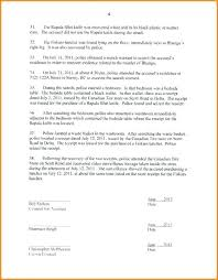 Affidavit Statement Of Facts Enchanting Affidavit Of Fact Form Visualographyco