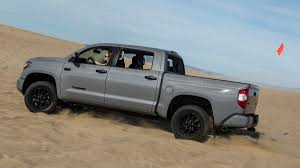 The 2017 Toyota Tundra TRD Pro Is The Best Version Of An Honest ...