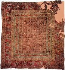 the pazyryk rug