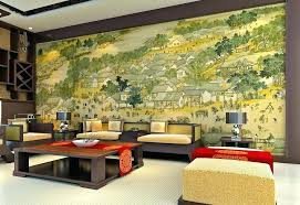 Painting Designs On Walls Living Room Wall Painting Ideas Design Walls Alluring Decor