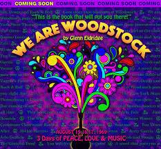 We are Woodstock Book signed by Author G. Eldridge Jefferson ...