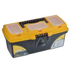 """<b>Ящик для инструментов Idea</b> """"Титан 13"""", с органайзером, 32,4 х ..."""