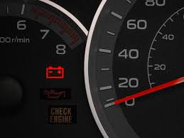 2005 Ford Focus Battery Light Stays On What The Battery Light Means On Your Dashboard