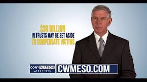 cory watson cory watson attorneys tv commercial asbestos exposure ispot tv